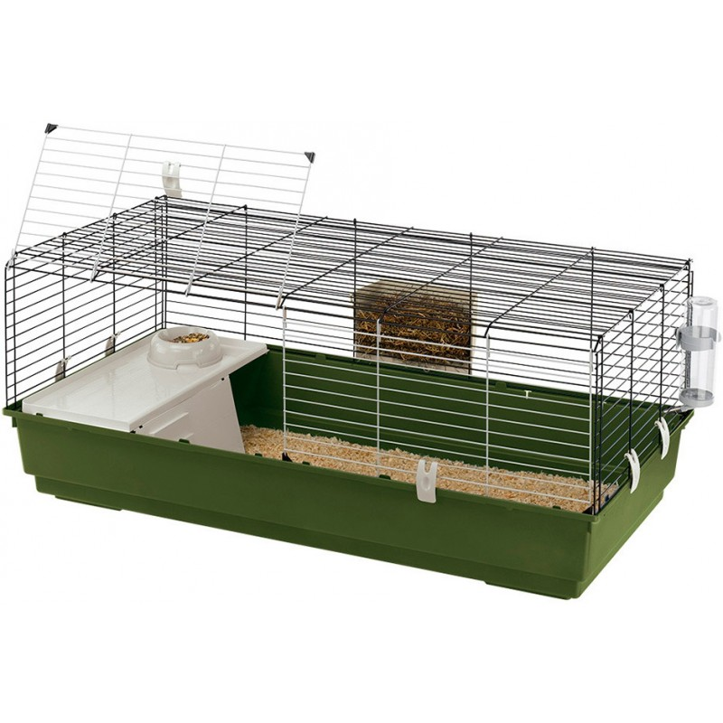 Клетка для грызунов Ferplast Rabbit 120 118 х 58,5 х 51,5 см (1 шт)